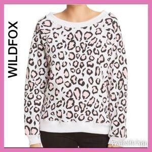 🆕💋WILDFOX Oversized Pink Sommers Sweatshirt